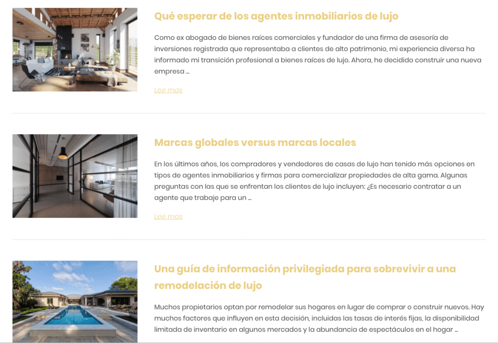 blog inmobiliaria