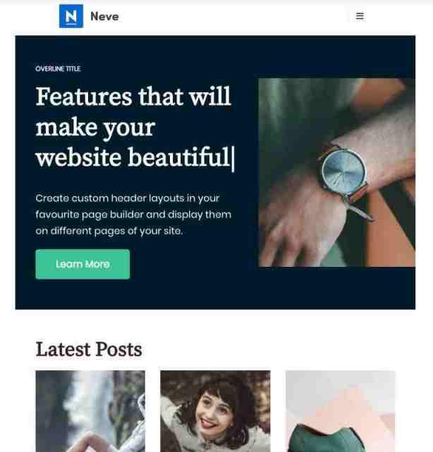 temas wordpress de carga rapida