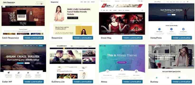 Mejores temas wordpress gratis responsive – descargar temas wp gratis