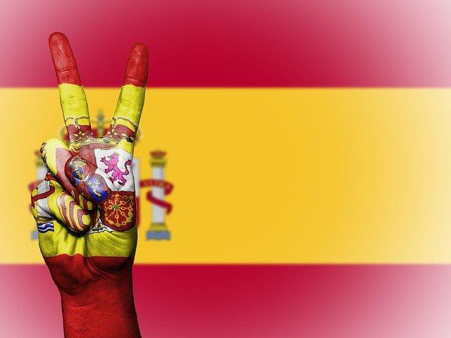 """Listado con ejemplos de palabras clave – Palabra clave """"España"""""""
