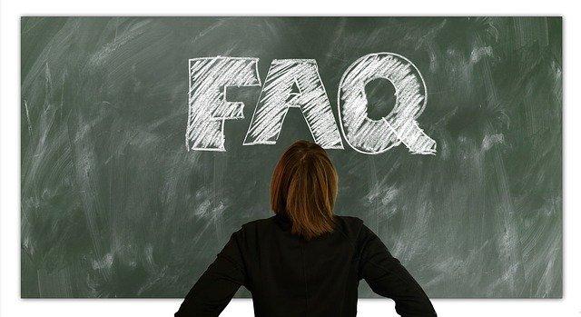 Preguntas frecuentes página web – Cómo redactar preguntas frecuentes